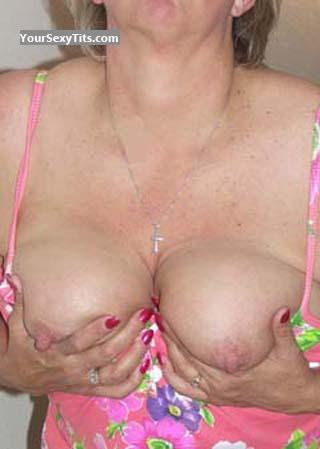 Tit Flash: Big Tits - Joann from United States